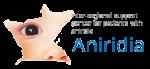 The logo of Aniridia Russia